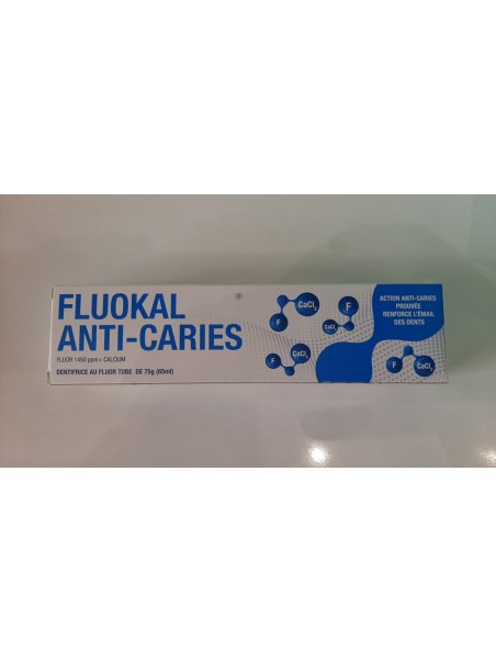 Stoderma - Fluokal anti caries