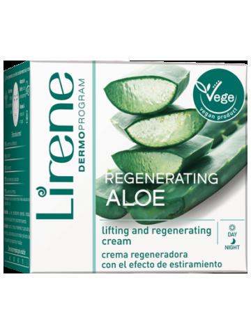 Lirene - Crème végan aloé vera