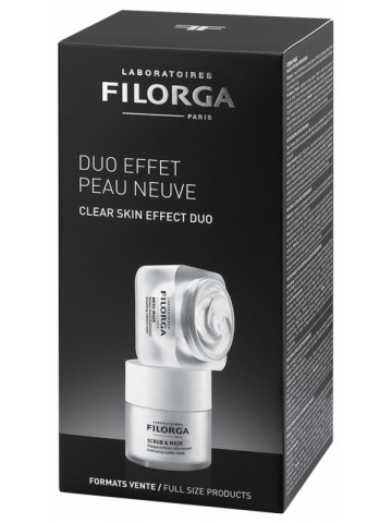 FILORGA - Duo effet peau neuve