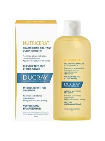 Ducray - Nutricerat shampoing