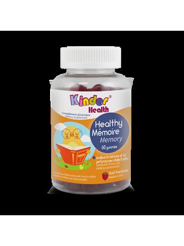 Kinder Health - Mémoire