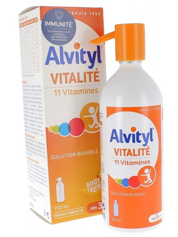 Alvityl - Sirop