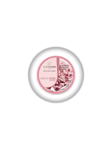 ALMAFLORE Argile Rose – 100 g