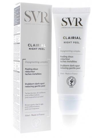 SVR - Clairial Night Peel...